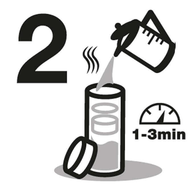 Glasflasche Anleitung 2