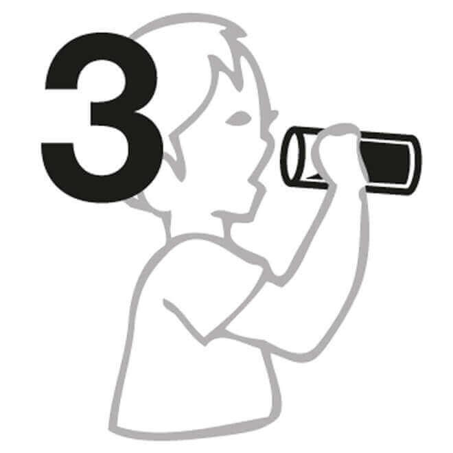 Manuel n° 3 pour Bouteille en Verre